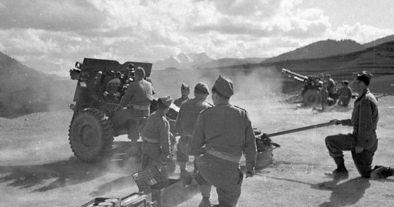 Historia e një agresioni ushtarak