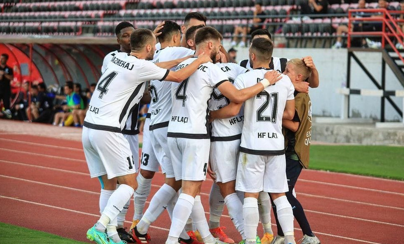 Eliminime në masë të skuadrave shqiptare, Laçi mban nderin