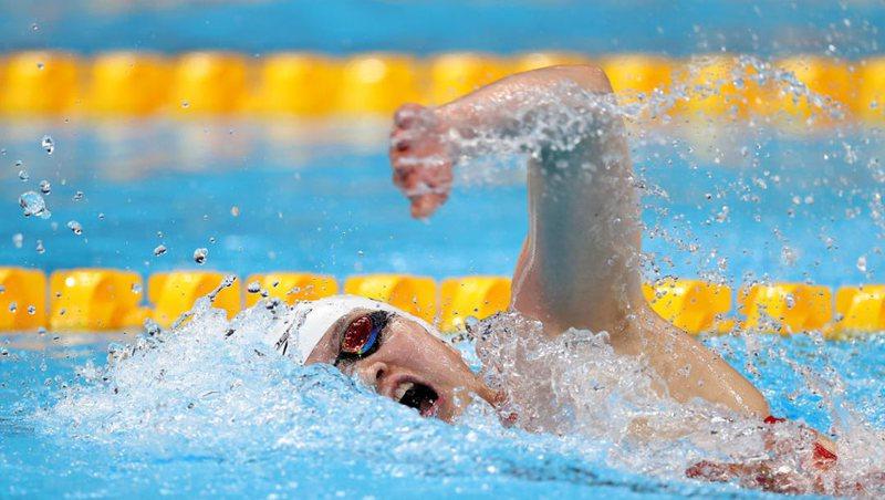 Stafeta 4x200 m në not, për herë të parë rekord