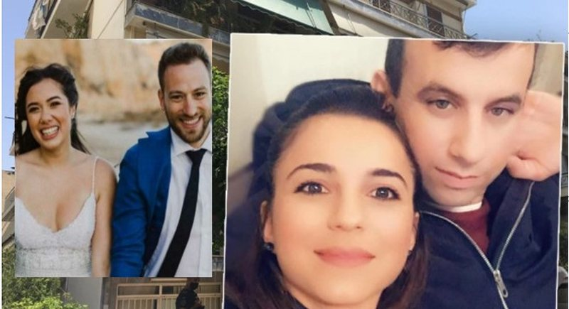 Both spouses were killed in the bedroom, Greek media compare the two horror