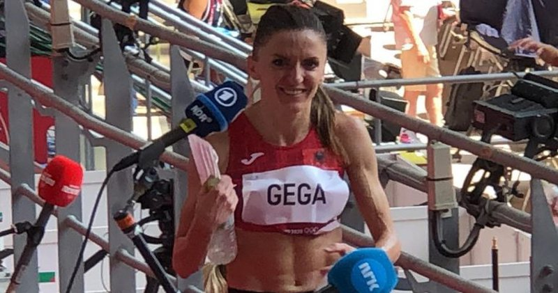Një tjetër arritje e sportit shqiptar! Atletja Luiza Gega shënon
