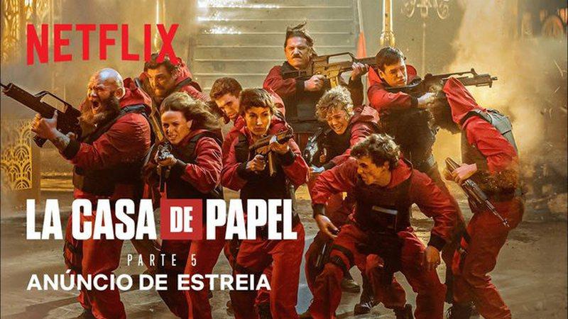 """Del traileri i sezonit të fundit të """"La Casa de Papel"""""""
