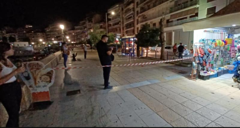Dy persona u qëlluan para fëmijëve dhe banorëve, autori iu