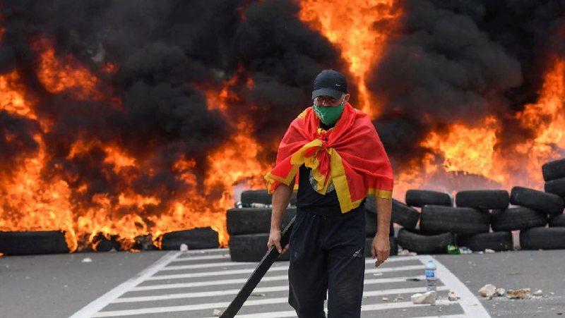 Situata e tensionuar në Mal të Zi, reagonBashkimi Evropian dhe