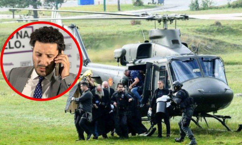 Dritan Abazoviç injoron protestuesit, akuzohet se organizoi