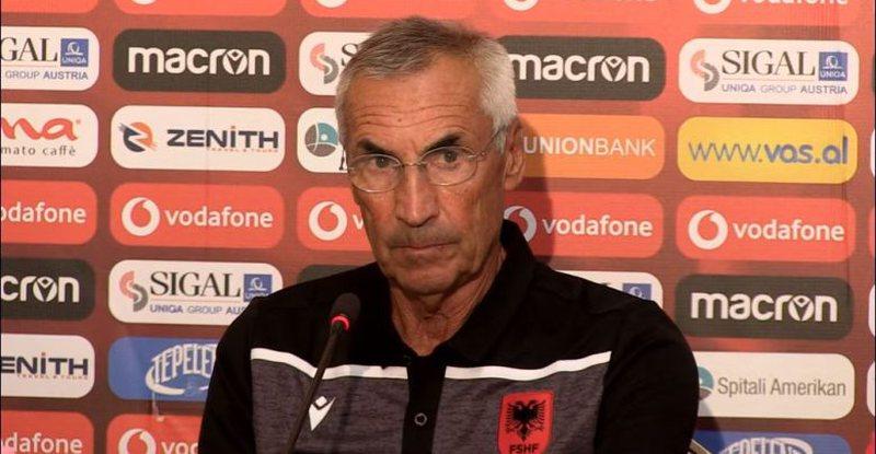 Shqipëri – San Marino/ Flet Edi Reja: Një sfidë vendimtare,