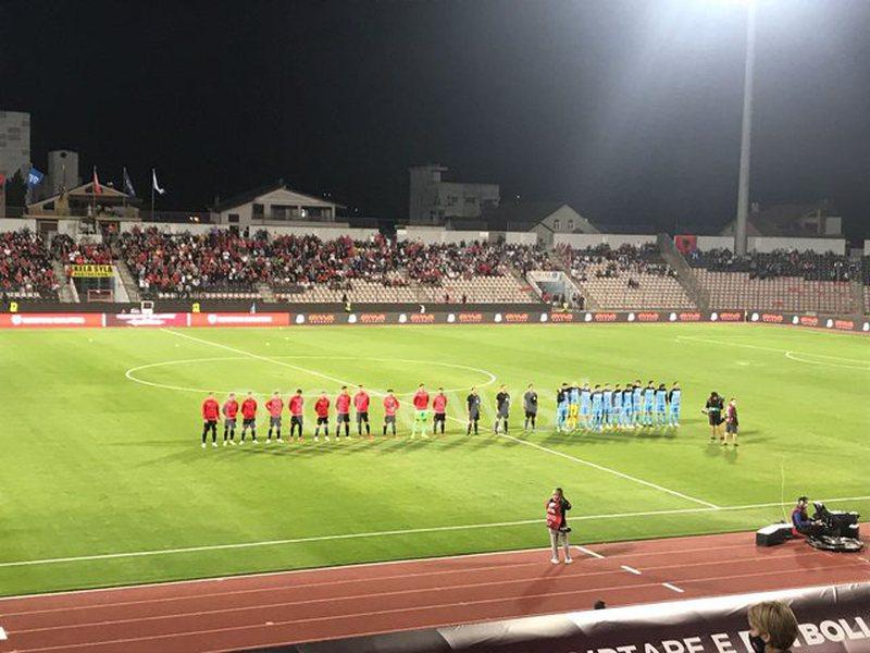 Ka gol në ndeshjen Shqipëri-San Marino