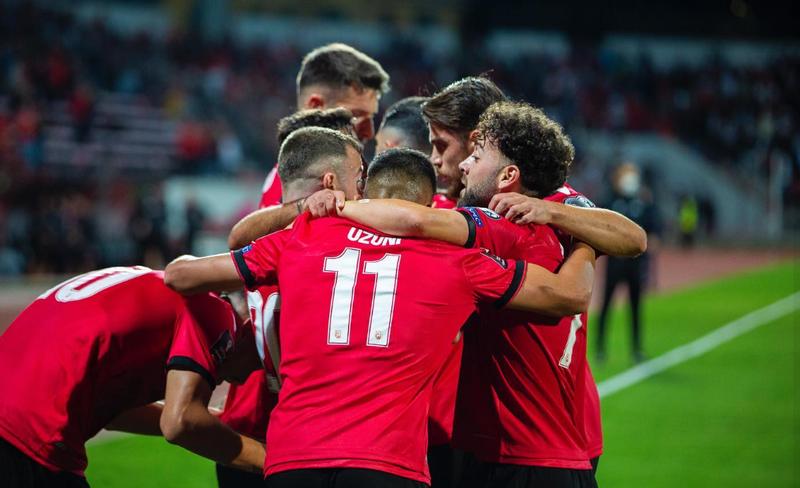 Shqipëria bën detyrën me San Marinon, jemi të dytët