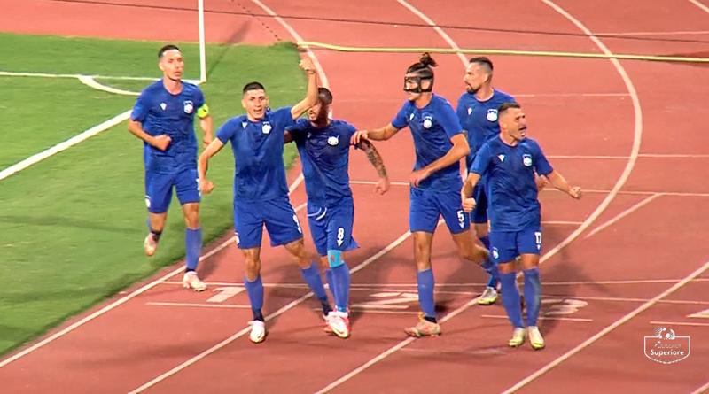 Teuta mposht Partizanin në startin e kampionatit të ri, vendos