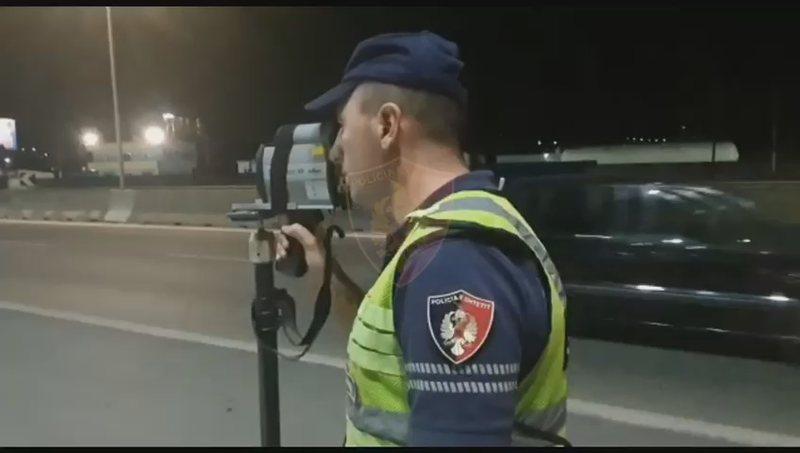 Kontrolle me radarë e dronë nga veriu në jug, policia me