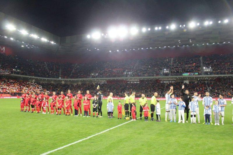 Tirana e Vllaznia start më të mirë, por grupi i Partizanit mund