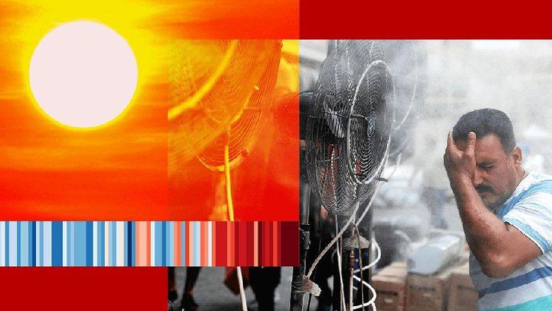 E pazakontë/  Ndryshime të mëdha klimaterike, dyfishohen