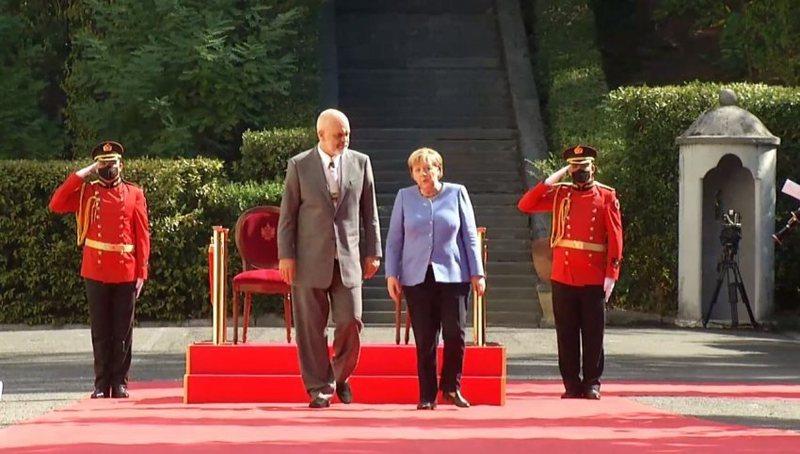 Merkel's visit to Albania, Rama's advisor reveals three messages of
