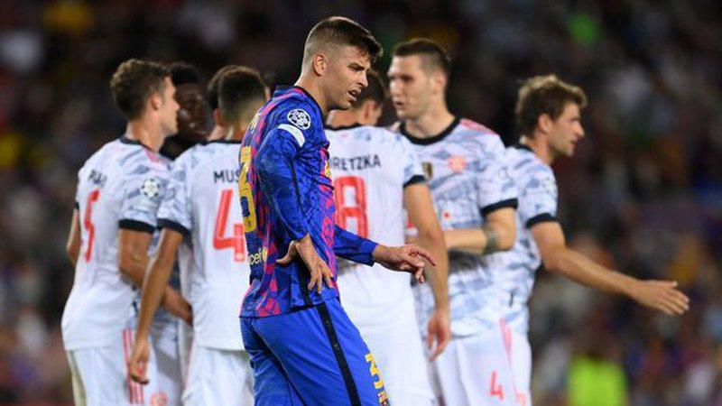 Bayerni shkatërron Barcelonën