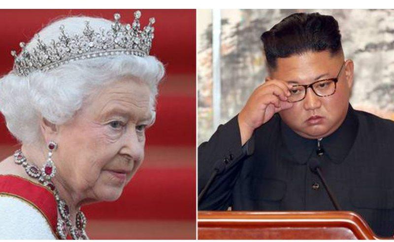 Mbretëresha e Anglisë i dërgon letër Kim Jon Un-it, zbulohet