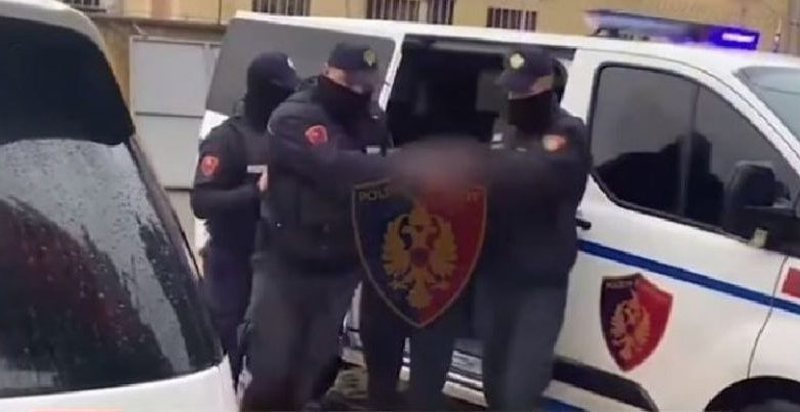 "Goditet grupi kriminal/ Arrestohet ""i forti"" i Sarandës,"
