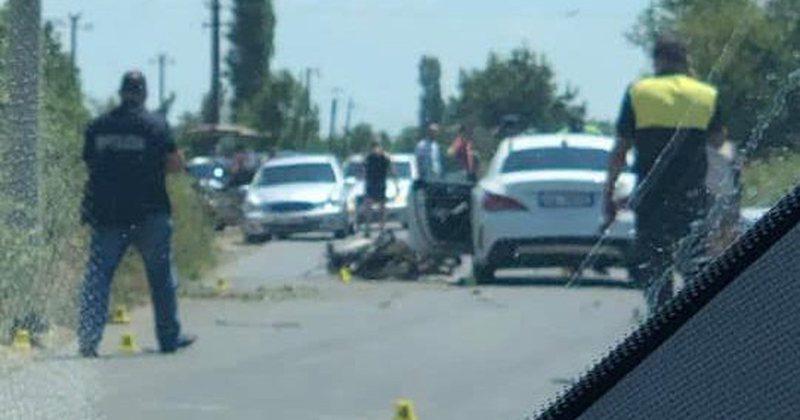 Aksident i rëndë në Krujë/ Përplasen dy makina,