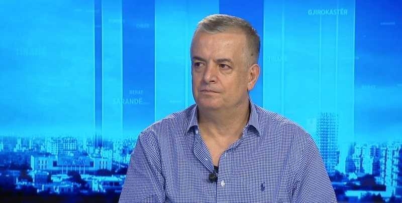 Nazarko talks about the political situation in the PD headquarters: Berisha can