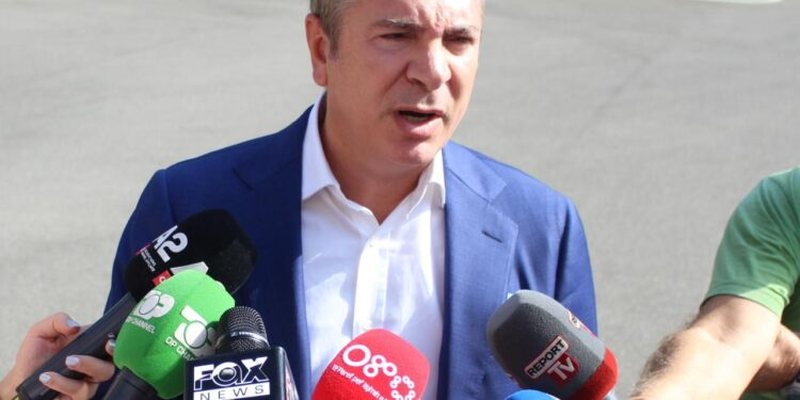 Gjiknuri: This city has been left, important for the SP! We will correct the