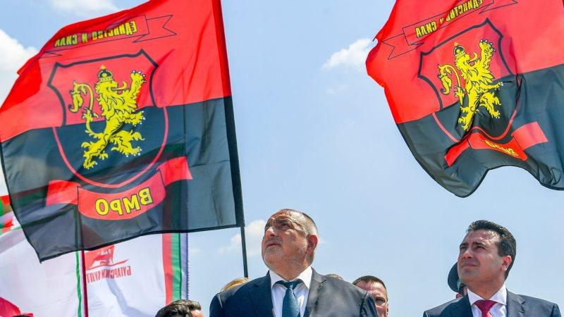 """""""Non Paperi"""" rikthen konfliktet, Bullgaria mohon të ketë"""