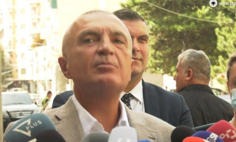 """Ilir Meta """"wakes up"""" and sends a strong message to the opposition: Do"""