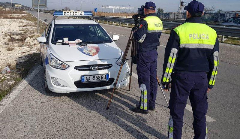Policia në aksion me dorë të fortë, gjoba dhe pezullime