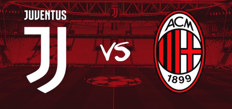 Juventus-Milan super challenge, the official formations of both teams are