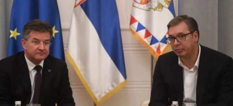 Vuçiç jep detaje nga takimi me Lajçak