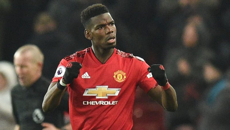 United promise Pogba the highest paid player in Premier League history