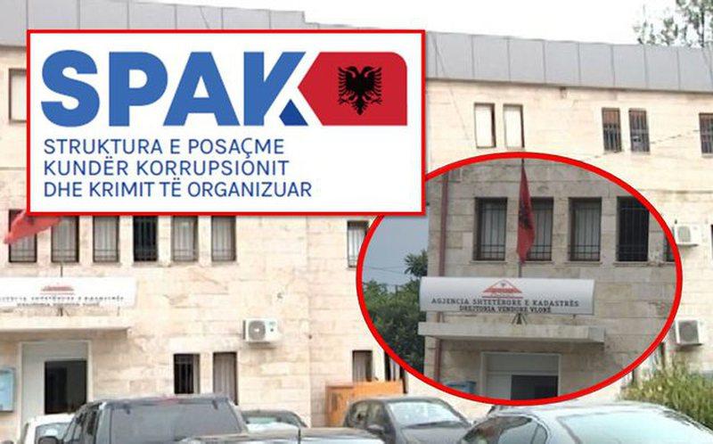 """""""Patatja e nxehtë""""/ SPAK zbarkon në Kadastrën e"""