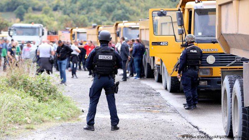 Tensionet në Veri me Serbinë, reagon Ministria e Mbrojtjes së