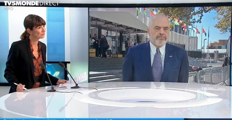Adriatik Llalla's sentence / Edi Rama reacts for the first time and speaks