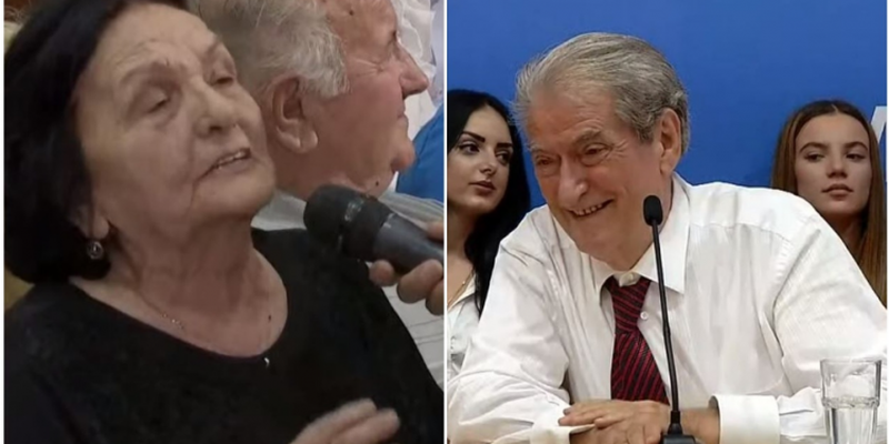 """""""A të kujtohet kur të putha? I thanë edhe burrit tim"""