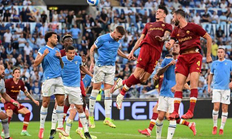 Lacio fiton derbin italian me Romën, Arsenali shkatërron Totenhemin