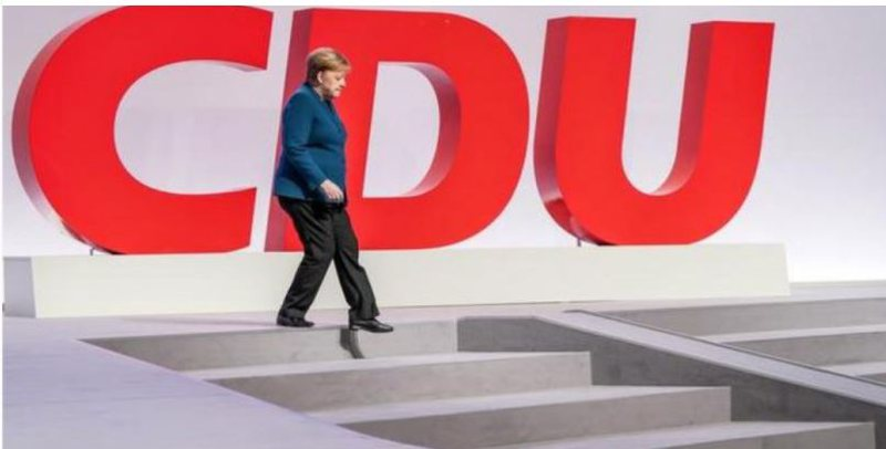 Angela Merkel del nga skena politike, partia e kancelares CDU merr rezultatin