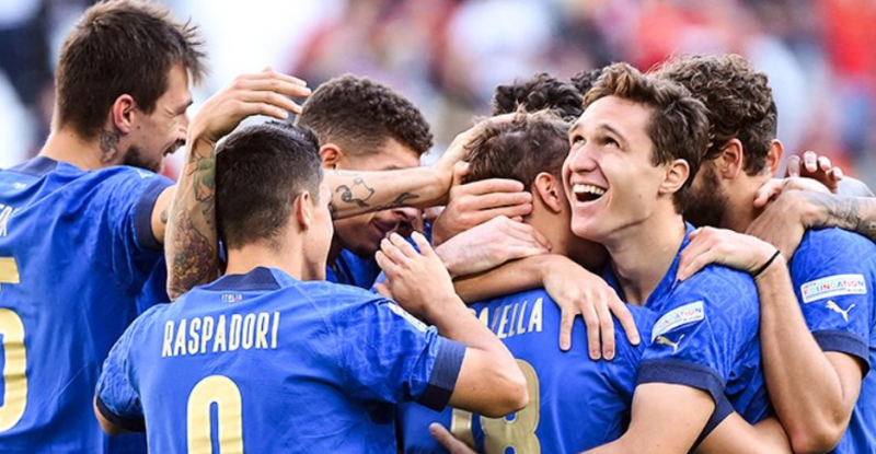 Italia mposht Belgjikën, renditet e treta në Ligën e Kombeve