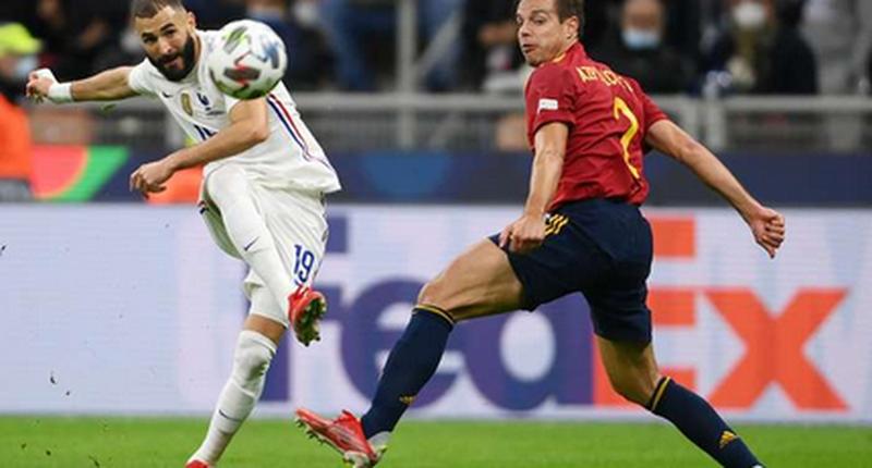 Franca përmbys rezultatin, hedh Spanjën në tapet dhe shpallet