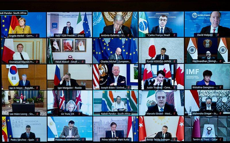 G20 mban samit të veçantë për situatën në