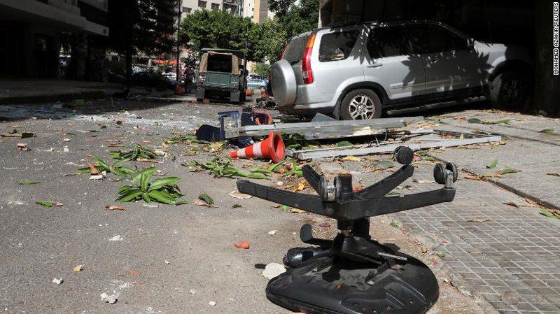 Të shtëna me armë zjarri në Bejrut, raportohet për