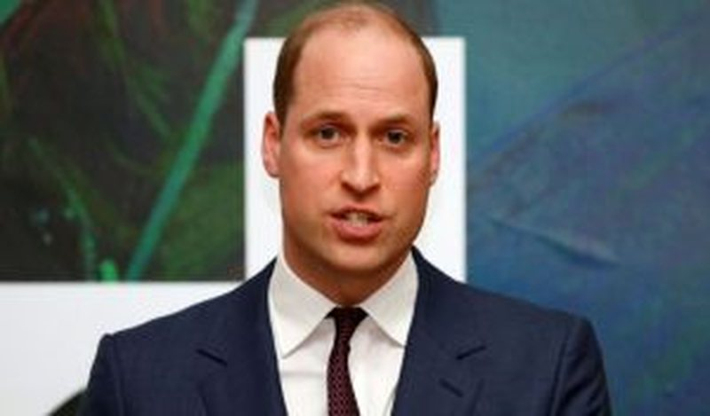 Prince William draws attention: Focus on saving the planet Earth, save it and