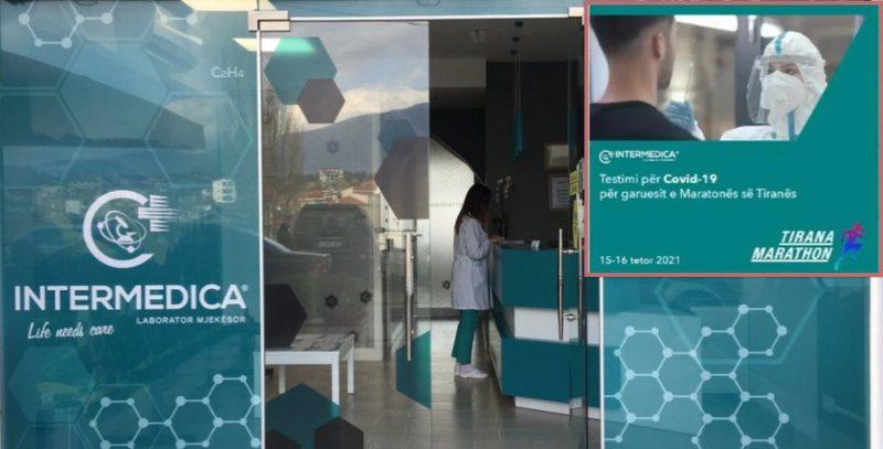 Maratona e Tiranës / Laboratori Intermedica ofron falas testin e