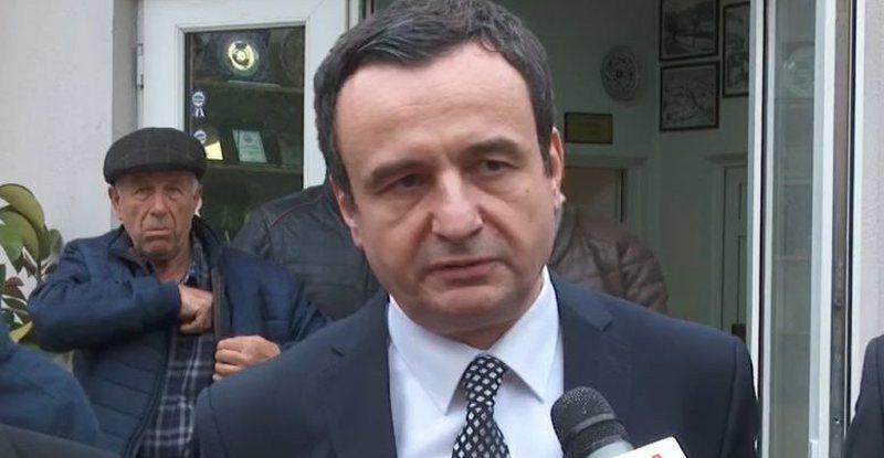 Deklaratat e forta për tensionet në veri, Albin Kurti merr vendimin