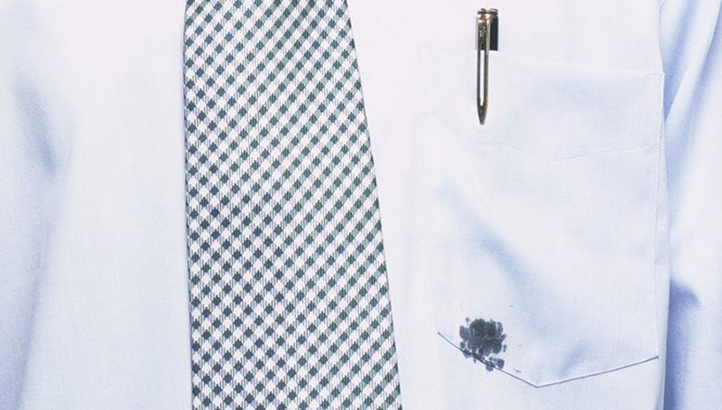 4 ingenious tricks to eliminate pen stains once and for all