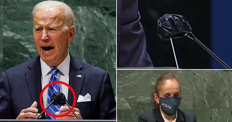 """""""Kondomë për mikrofonët""""/ Organizimi i pazakontë i"""