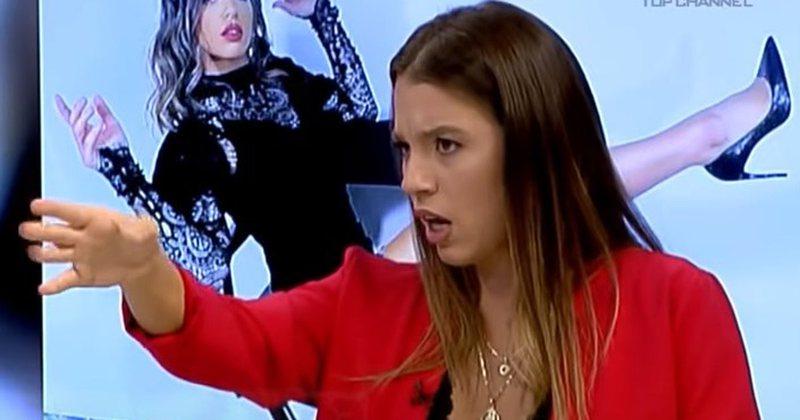 Shqipja shtang moderatoren e njohur të Top Channel, i bën të