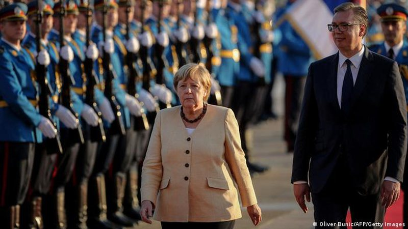 Dialogu Kosovë-Serbi/ DW zbardh planet e kancelares: Merkel po largohet pa
