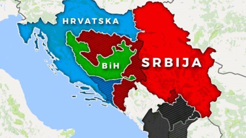 """""""Plani për ndryshimin e kufijve, Kosova bashkohet me"""