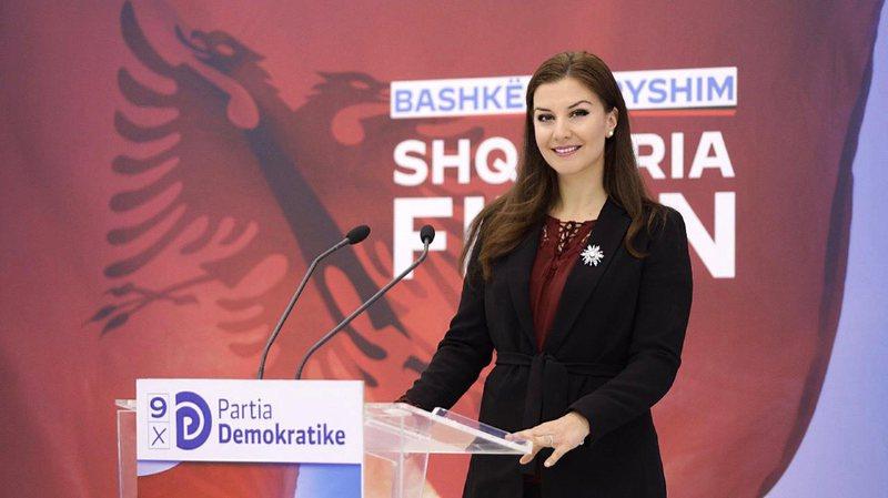Floriana Garo del me mesazh të fortë pak ditë para zgjedhjeve: 25