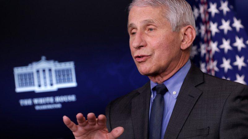 Virologu kryesor i SHBA-së, Anthony Fauci jep njoftimin e