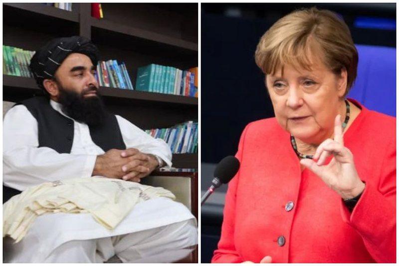 """""""Angela Merkel është e mirëpritur në Kabul""""/"""
